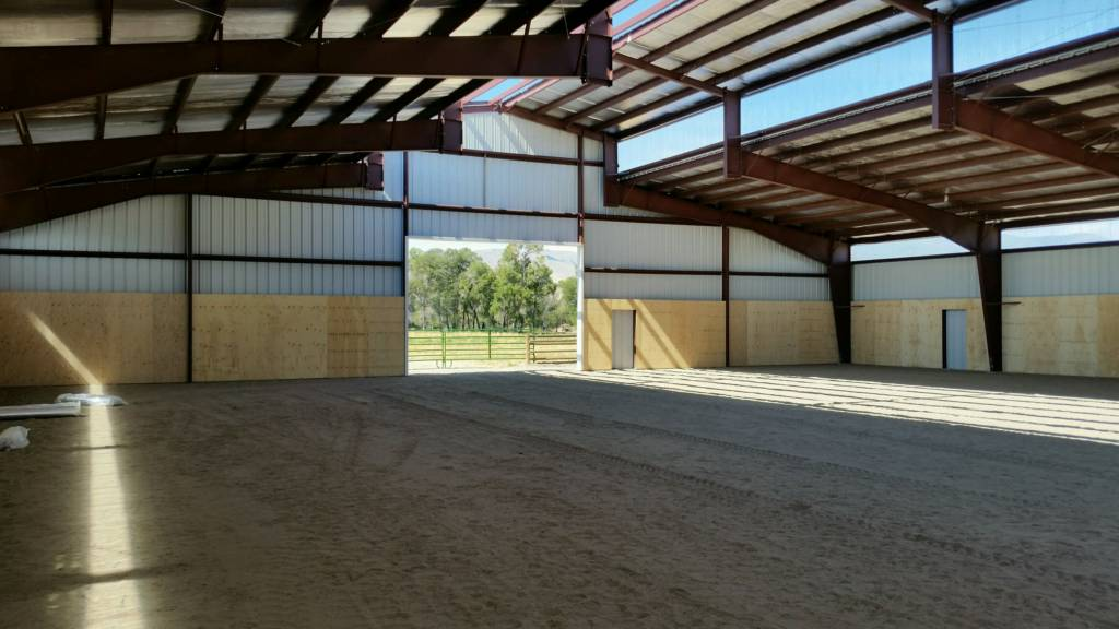 Custom Steel Agriculture Buildings Metal Barn